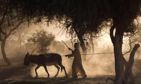 Sahel desert