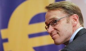 Jens Weidmann, Bundesbank president.