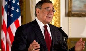 Leon Panetta US defense secretary
