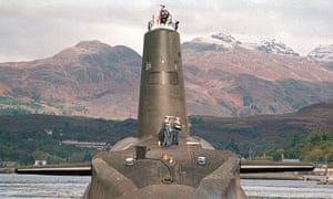 Plan to scale nuclear deterrent