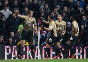 Aston Villa v Bradford City