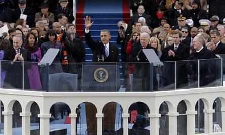 Barack Obama 2013 presidential inauguration speech