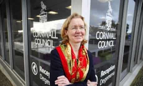 Conservative councillor Fiona Ferguson