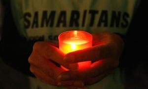 Vigil for World Suicide Prevention Day