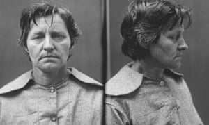 Eugenia Falleni arrested in Long Bay Gaol, October 1920