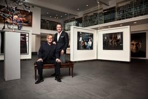 OUT 100: Elton John & David Furnish