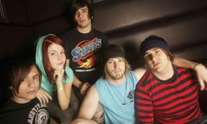 Paramore in 2006