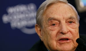 George Soros calls for an end to the war on drugs