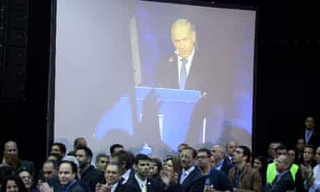 Incumbent PM Netanyahu Poised For Victory Ahead Of Israeli General Election Results