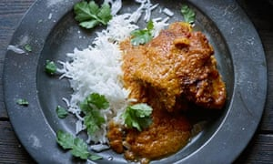 Hugh Fearnley-Whittingstall's baked chicken curry