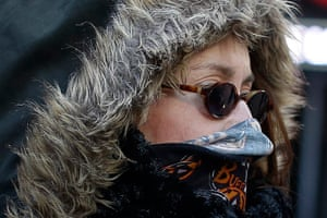 us cold snap: cold