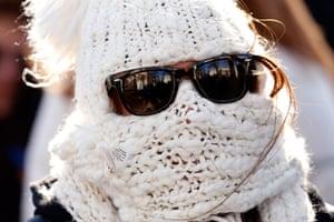 us cold snap: washington