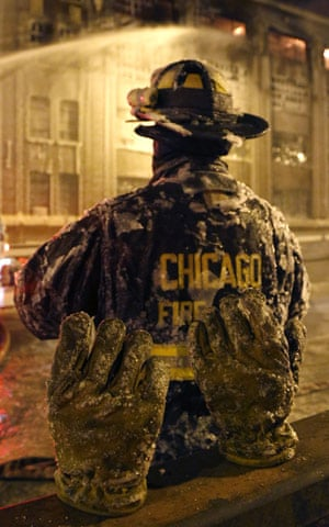 us cold snap: chicago