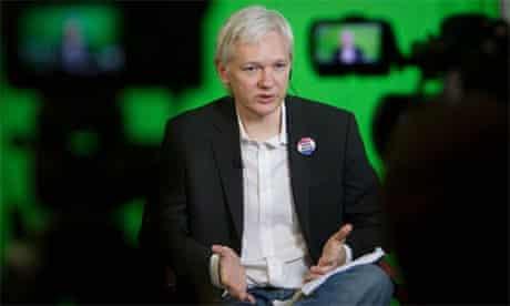 Julian Assange Oxford Union address