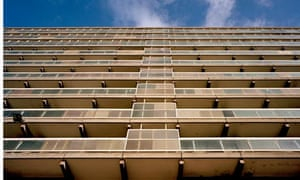 Social housing tower block Newington SE17 London England UK. Image shot 12/2007. Exact date unknown.