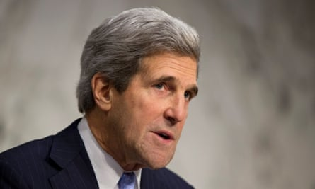 John Kerry: enjoys windsurfing