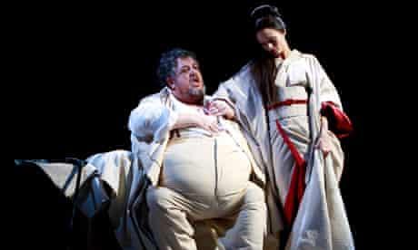 Die Judith von Shimoda performance in Vienna