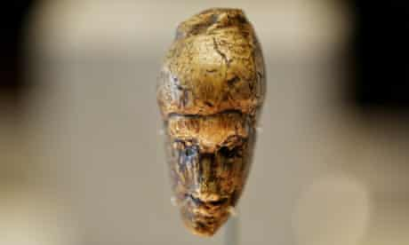 Ice Age art: The oldest known portrait of a woman