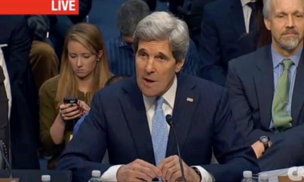 John Kerry 2004 Vs 2013
