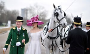 Hats off to Olympic cyclist Victoria Pendleton attending a photocall on a very chilly morning to launch the Royal Ascot 2013 campaign 'The Colour and the Glory' at Hyde Park in London.