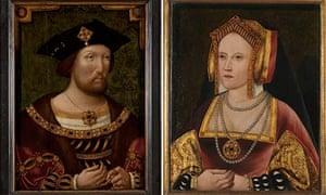 henry viii married catherine of aragon