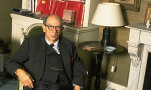 Isaiah Berlin's reference for the legal philosopher HLA Hart may have confused, not enlightened