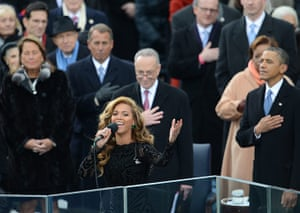 Week in music: Beyonce performs the National Anthem