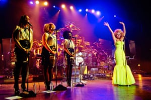Week in music: Paloma Faith Performs in Manchester