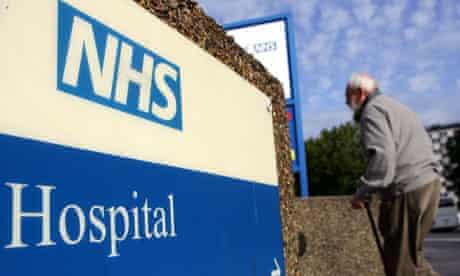 Five NHS trusts show high death rates