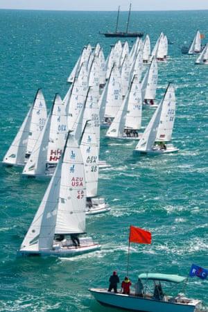 Quantum Key West 2013 sailing regatta