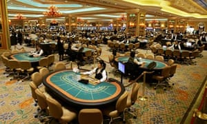 Macau Casino Sues Chinese High Rollers World News The