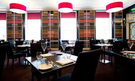 Time & Space Restaurant, Royal Institution