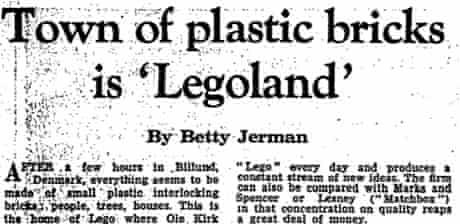 Legoland 1969