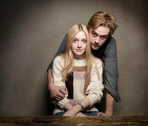 Victoria Wills Sundance: Dakota Fanning, Boyd Holbrook