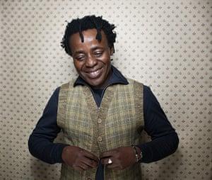 Victoria Wills Sundance: John Akomfrah