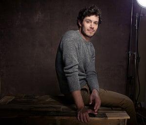 Victoria Wills Sundance: Adam Brody