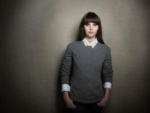 "Victoria Wills Sundance: Felicity Jones from the film ""Breathe In"""