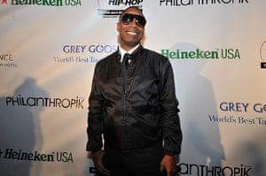 Week in music: Doug E. Fresh at the Hip-Hop Inaugural Ball