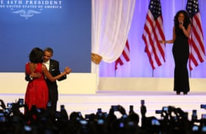 Week in music: US President Barack Obama and first lady Michelle Obama