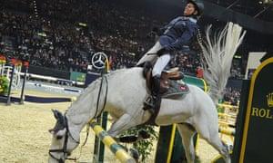 Rolex Grand Prix at the Equestrian Mercedes CSI in Zurich