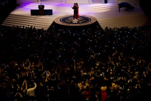 20 Photos: US President Barack Obama and First Lady at Inauguration Ball