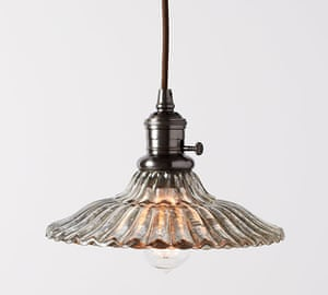 Simple things: Classic pendant light