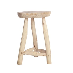 Simple things: Wooden stool