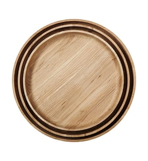 Simple things: Wooden tray