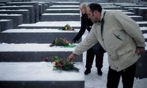 Holocaust Memorial Day in Berlin