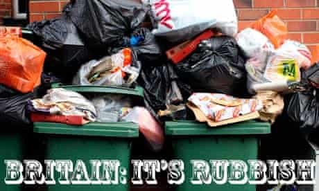 Britain: it's rubbish