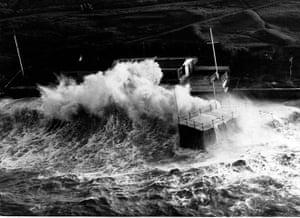 Floods 1953: Whitstable, Kent