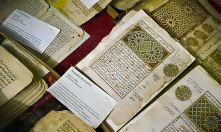 Timbuktu library