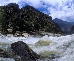 Yunnan Nujiang river: Yunnan still hopes to build dam on Nu river