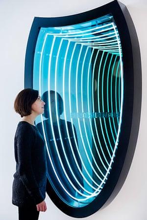 Hayward gallery: Light Show exhibition at Hayward Gallery, London